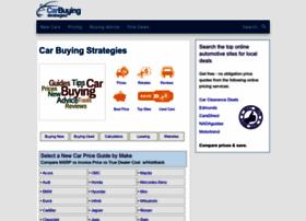car-buying-strategies.com