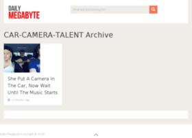 car-camera-talent.dailymegabyte.com