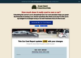 car-cost-calculator.com