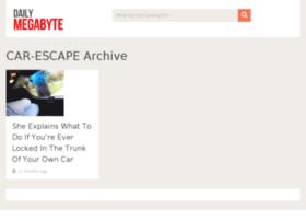 car-escape.dailymegabyte.com