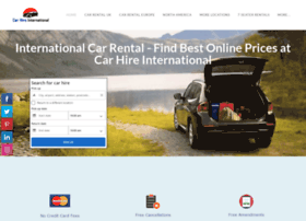 car-hire-international.com