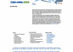 car-hire.info