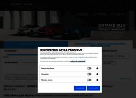 car-inventory.peugeot.com