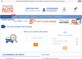 car-parts.mister-auto.co.uk
