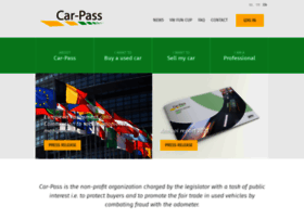 car-pass.be