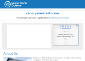 car-supermarkets.com