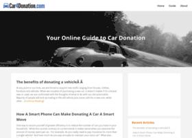 car4donation.com