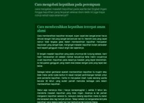 cara-mengobati-keputihan.blogspot.com