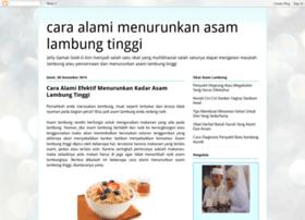 caraalamimenurunkanasamlambungtinggi.blogspot.com