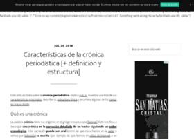 caracteristicas.org