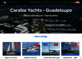 caraibe-yachts.com