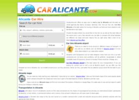 caralicante.com