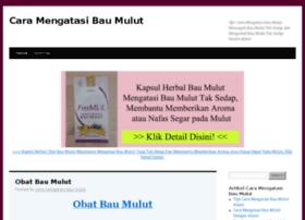 caramengatasibaumulut.com