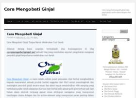 caramengobatiginjal.net