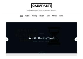 carapasti.com