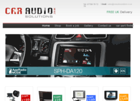caraudiosolutions.co.uk