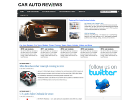 carautoreviews.com