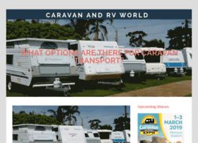 caravanandrvworld.com.au