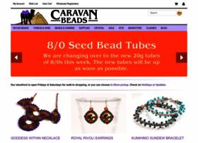 caravanbeads.americommerce.com