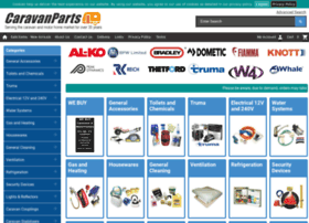 caravanparts.co.uk