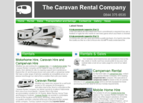 caravanrentalcompany.co.uk