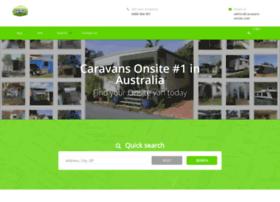 caravans-onsite.com