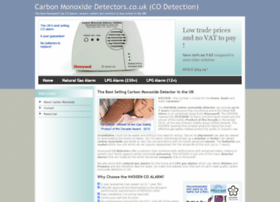 carbon-monoxide-detectors.co.uk