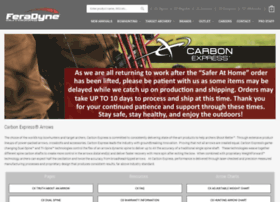 carbonexpressarrows.com