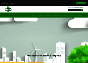 carbonfootprint.com