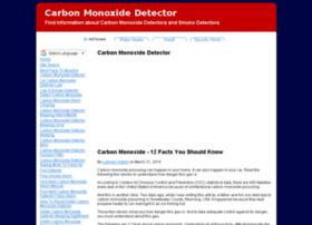 carbonmonoxidedetector.org