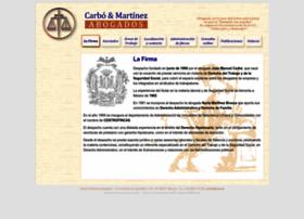 carboymartinezabogados.es