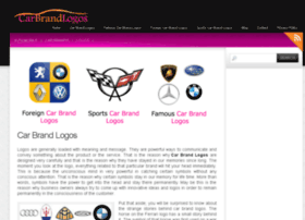 carbrandlogos.org