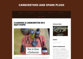 carburetorsandsparkplugs.com