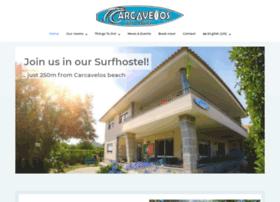 carcavelossurfhostel.com