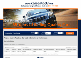 carcontacts-usedcarsreading.co.uk
