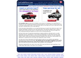 carcreditplace.com