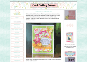 card-making-corner.com