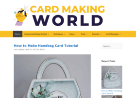 card-making-world.com