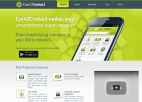 card2contact.com
