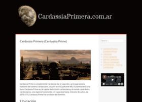 cardassiaprimera.com.ar