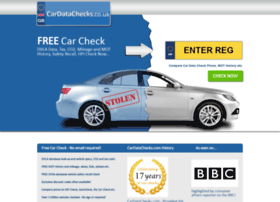 cardatachecks.co.uk