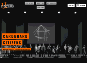 cardboardcitizens.org.uk