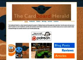 cardboardherald.com
