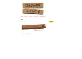 cardboardlove.com
