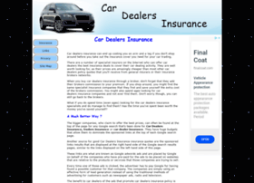 cardealersinsurance.co.uk