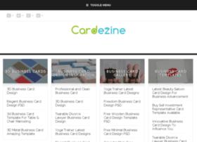 Cardezine.com