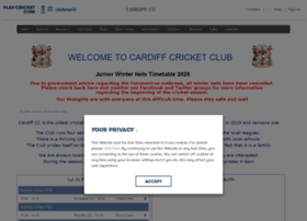 cardiff.play-cricket.com