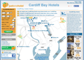 cardiffbay-hotels.co.uk
