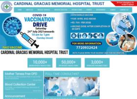 cardinalgraciashospital.com