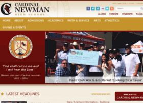 cardinalnewman.imodules.com